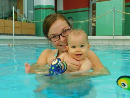 Babyschwimmen - Seeigel