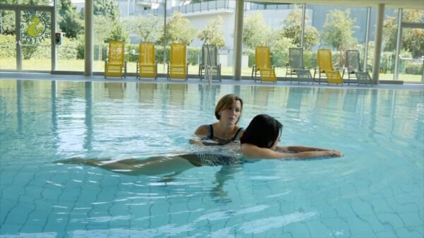 Schwimmschule für Erwachsene
